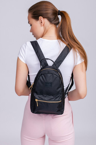 Рюкзак HERSCHEL Nova Mini Light Black фото 12