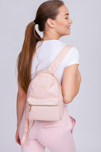 Рюкзак HERSCHEL Nova Mini Light Cameo Rose фото 12