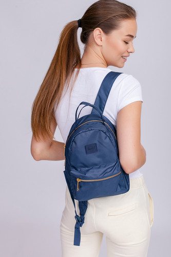 Рюкзак HERSCHEL Nova Mini Light Navy фото 14
