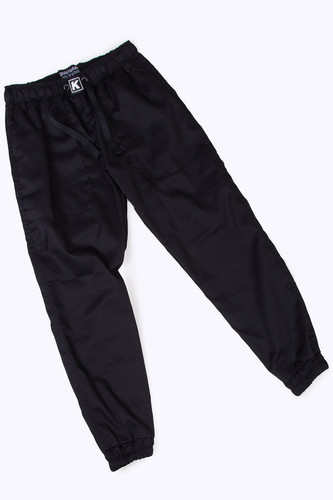 Джоггеры KUL'TURA New (Черный, L) джинсы джоггеры