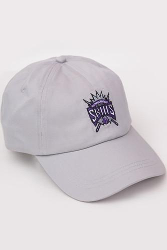 Бейсболка SKILLS Sacramento (Grey, O/S)