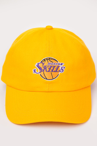 Бейсболка SKILLS Los Angeles Yellow фото 11
