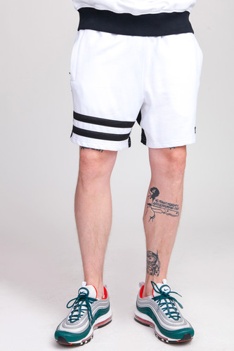 Шорты UNFAIR ATHLETICS DMWU Shorts (White/Black, L)