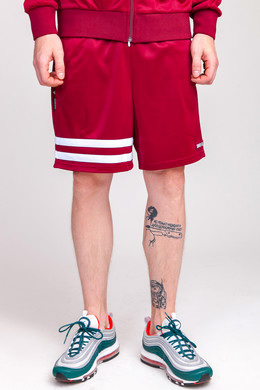 Шорты UNFAIR ATHLETICS DMWU Athletic Shorts Burgundy фото