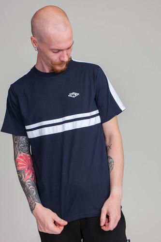 Футболка UNFAIR ATHLETICS Hash Basic T-Shirt (Navy, M)