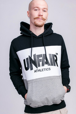 Толстовка UNFAIR ATHLETICS Classic Label Hoodie Multicolor фото
