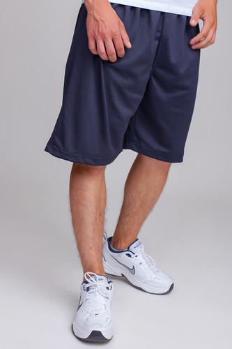 Фото - Шорты URBAN CLASSICS Bball Mesh Shorts (Navy, XL) шорты reebok шорты classics app men