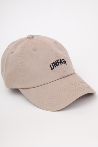 Бейсболка UNFAIR ATHLETICS Unfair Cap (Beige, O/S)