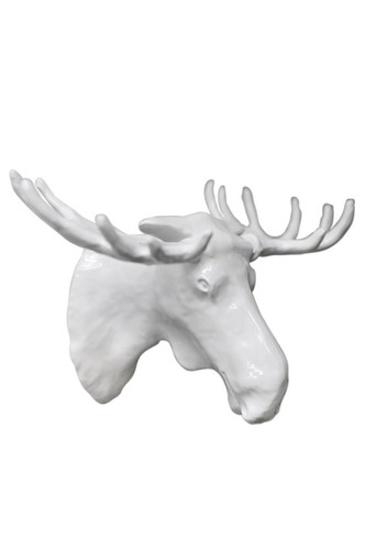 Вешалка moose белая (Белый)