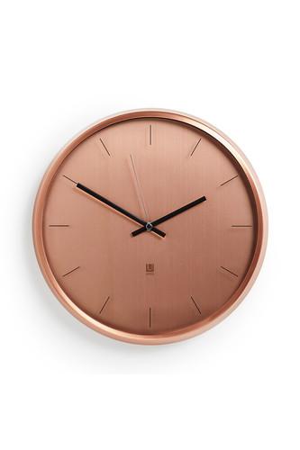 Часы настенные meta медь (Медный)