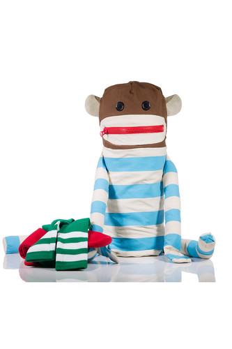 Мешок для белья monkey (Разноцветный)