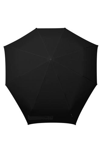 Зонт-автомат senz° pure black (Черный)