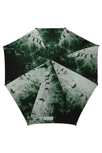 Зонт-автомат senz° tundra (Зеленый) зонт автомат senz crystal retail 1021105