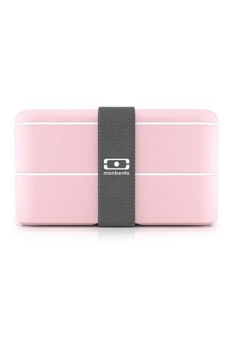 Ланч-бокс mb original litchi (Розовый)
