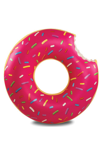 Круг надувной strawberry donut (Multicolor)