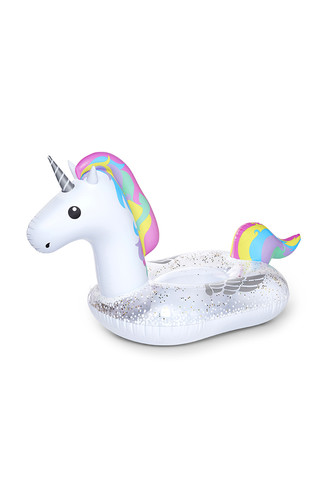 Круг надувной unicorn raft (Multicolor)