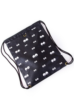 Сумка MI-PAC Gold Kit Bag Eyes Black 015 фото