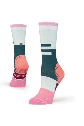 Носки STANCE RUN WOMENS CIELE ATHLETIQUE (Pink, S)