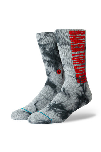 Носки STANCE BAKER FOR LIFE (Grey, )
