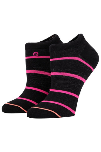 Носки STANCE FOUNDATION WOMEN ALLY (Black, )