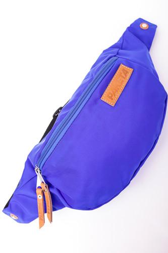 Сумка РАКЕТА на пояс (Синий Василек) gedeon поясная сумка из натуральной кожи песочного цвета