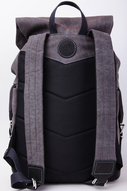 Рюкзак PARM Flip Backpack Серый фото 2
