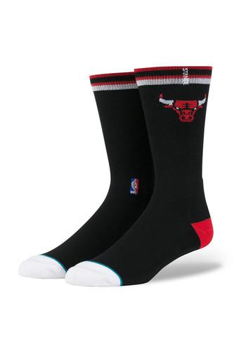 Носки STANCE BULLS ARENA LOGO (Black, ) носки stance nba arena bulls 96 hwc black l