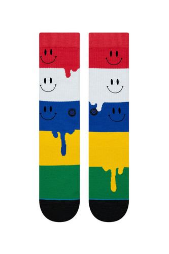 Носки STANCE FACE MELTER Multi фото 4