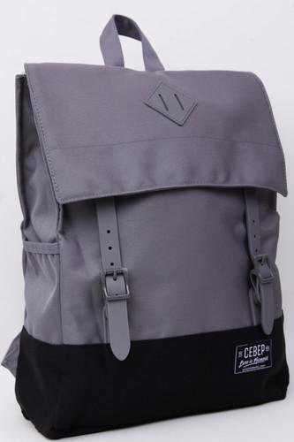 Рюкзак СЕВЕР СЕВ774 (Серый/Черный)