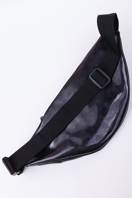 Сумка URBAN CLASSICS Transparent Shoulder Bag Transparent Black фото 2