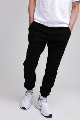 Брюки URBAN CLASSICS Stretch Jogging Pants Black фото