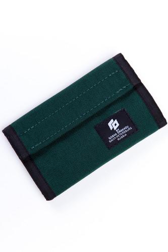 Кошелек GOSHA OREKHOV Wallet (Темно-Зеленый/Синий/Розовый)