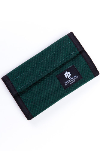 Кошелек Гоша Орехов Wallet (Темно-Зеленый/Синий/Розовый)