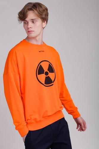 Толстовка WATAGA Radiation WSO-005 (Оранжевый, S)