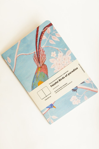 Блокнот FALAFEL BOOKS A5 Birds Of Paradise фото 3