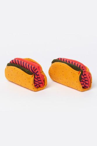 Носки taco (Разноцветный, )