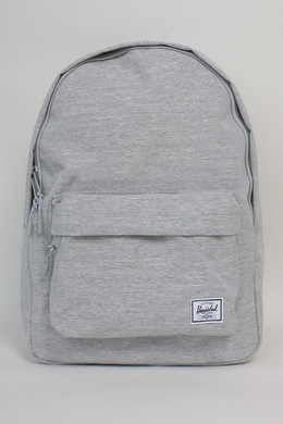 Рюкзак HERSCHEL Classic 10500 Light Grey Crosshatch фото 2