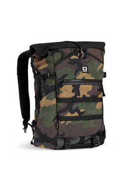 Рюкзак OGIO ALPHA CORE CONVOY 525r ROLLTOP BACKPACK Woodland Camo фото