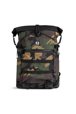 Рюкзак OGIO ALPHA CORE CONVOY 525r ROLLTOP BACKPACK Woodland Camo фото 2
