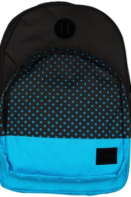 Рюкзак NIXON GRANDVIEW BACKPACK Black/Blue фото