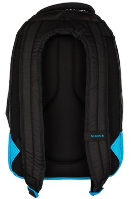 Рюкзак NIXON GRANDVIEW BACKPACK Black/Blue фото 2