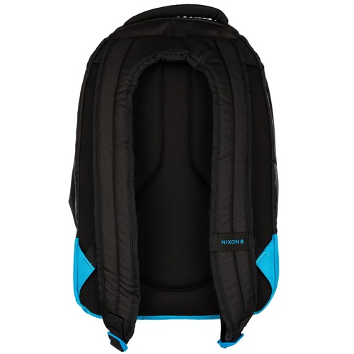Рюкзак NIXON GRANDVIEW BACKPACK Black/Blue фото 5