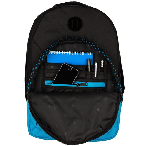 Рюкзак NIXON GRANDVIEW BACKPACK Black/Blue фото 6