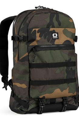 Рюкзак OGIO ALPHA CORE CONVOY 320 BACKPACK Woodland Camo фото