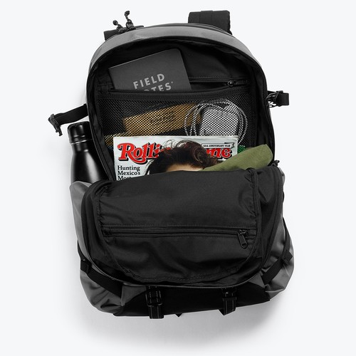 Рюкзак OGIO ALPHA CORE CONVOY 320 BACKPACK Charcoal фото 8