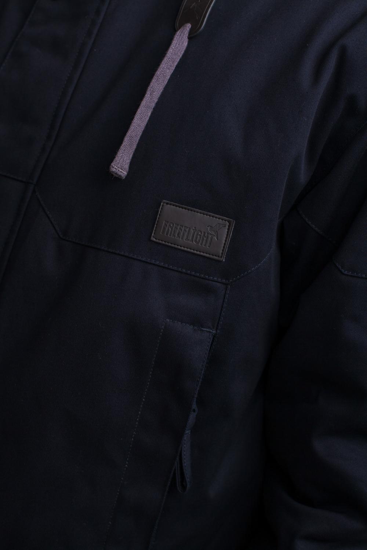 Flight in Dark Navy Leather