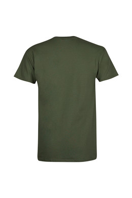 Футболка THRASHER SKATEMAG-S/S Army Green фото 2