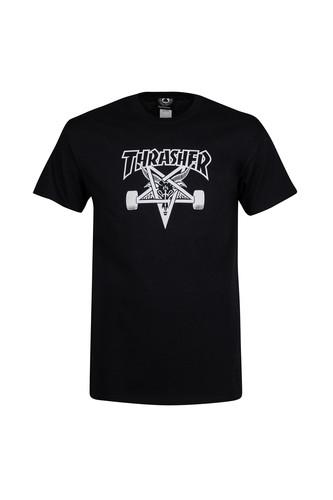 цены Футболка THRASHER SKATE GOAT (Black, L)