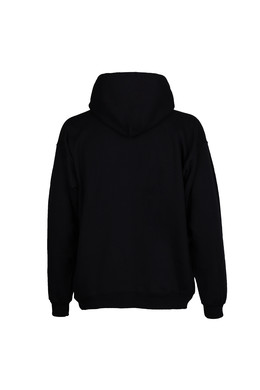 Толстовка THRASHER FLAME HOOD Black фото 2