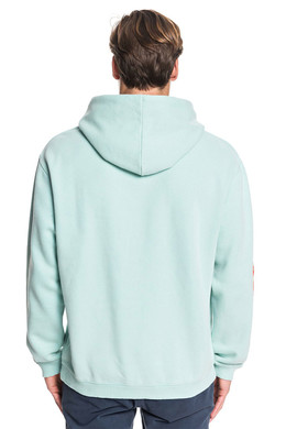 Худи QUIKSILVER Sweet As Slab PASTEL TURQUOISE (bfq0) фото 2